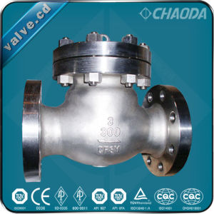 API Cryogenic Swing Check Valve pictures & photos