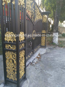 Bar, Fences, Garden Wrought Iron Decoration pictures & photos