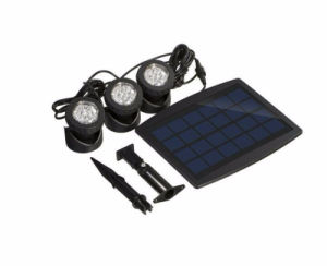 4.5W LEDs White Outdoor LED Solar Underwater Light pictures & photos
