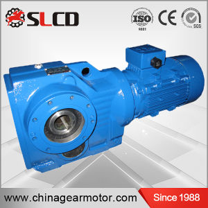 Professional Manufacturer of Kc Series Helical Bevel Reducer for Machine pictures & photos