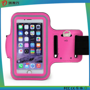 Custom Logo LED Waterproof Armband for Smart Phone pictures & photos