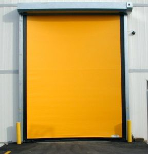 Outdoor Carwash Automatic Roll up Door, High Speed Automatic Roll up Door pictures & photos