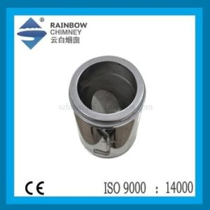 Chimney Pipe with Damper pictures & photos