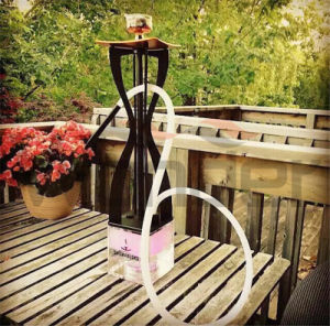 Stainless Steel Hookah with Best Quality pictures & photos