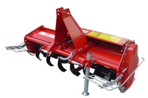 Light Chain Drive Rotary Tiller with CE