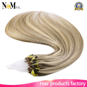 Micro Ring Hair Keratin Tip Hair Different Colors Hair Extension pictures & photos