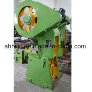 High Quality J23 10t Mechanical Blanking Power Press Machine pictures & photos