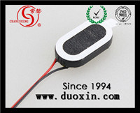 18mm*13mm Mini Micro Speaker with Wire for Pad Bluetooth Dxp1813n-B pictures & photos