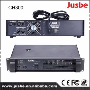 CH300 Professional Karaoke 350W Two Channel Power Amplifier pictures & photos