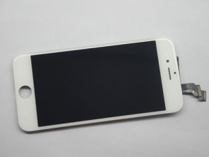 China Factory High Quality Mobile Phone LCD Touch Screen for iPhone 5s-AAA Black pictures & photos