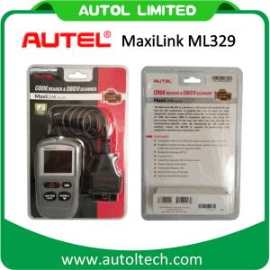 2017 Original New Car Code Reader Autel Maxilink Ml329 Best Automotive Diagnostic Scanner Maxilink Ml329 Free Update pictures & photos
