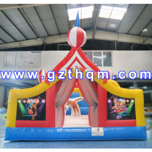 PVC 0.55mm Kids Playground Inflatable Bouncer House pictures & photos
