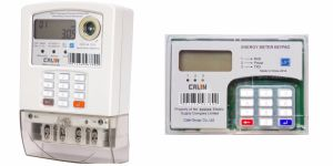 Footprint Private Wireless Electricity Meter with Ciu Uiu, Sts Prepaid Meters pictures & photos