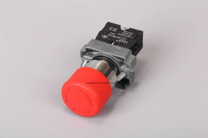 Metal Type Push Button Switch/Pushbutton with 6-380V pictures & photos