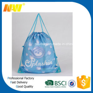 Professtional Factory Making Drawstring Bag pictures & photos