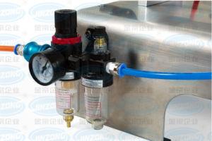 Horizontal Pneumatic Single Head Semi Automatic Liquid Filling Machine pictures & photos