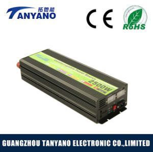 UPS Inverter 12V 220V DC AC Power Inverter with Charger 2500W