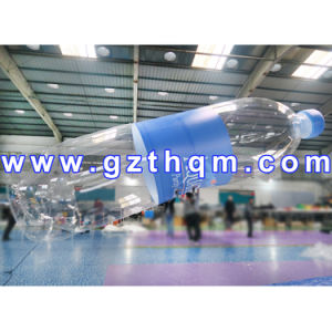 Exhibition PVC Giant Inflatable Bottle/Advertising Giant Inflatable Bottle for Promotion pictures & photos