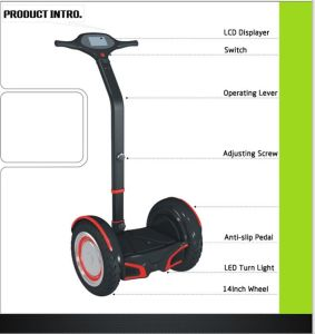 Electric Scooter/Balance Scooter/Self Balance Scooter/Two Wheel Scooter/ pictures & photos