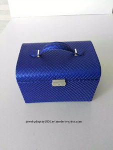 Jewelry Gift Box 3 Layers Jewellery Display Storage Box Packaging pictures & photos