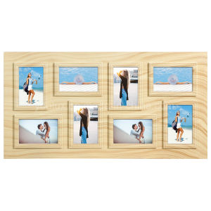 Plastic Multi Openning Home Decoration Picture Photo Collage Frame pictures & photos
