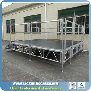 High Quality Used Exhibition Stage, Concert Stage for Sale pictures & photos