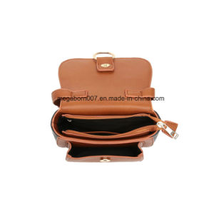 Laconic Fashion Solid Designer Ladies Messenger Bag (MBNO042100) pictures & photos