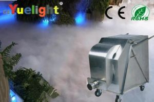 Gz Yuelight High Power 6000W Dry Ice Machine Stage Equipment for Wedding DJ Event pictures & photos