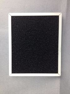 Foam Activated Charcoal Air Filter