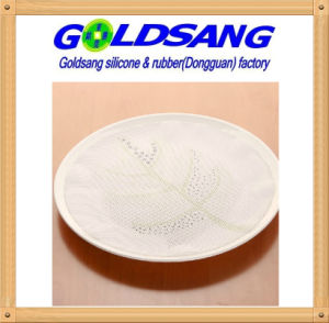 High Quality Foldable Food Silicone Steamer pictures & photos