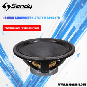 18p300 Cheap Price PRO Sound Audio Speaker Subwoofer of 600W pictures & photos