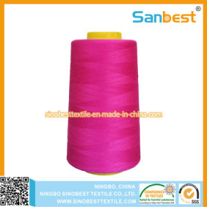 Colorful Spun Polyester Sewing Thread Tfo Twisted Quality pictures & photos