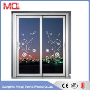 Balcony Door PVC Sliding Glass Door Mqd-3 pictures & photos