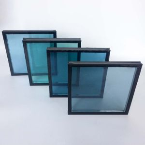 Insulated Silver Layer Coated Double Glass pictures & photos