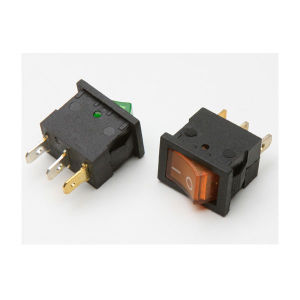 on-off-on Rocker Switch Rotary Switch pictures & photos