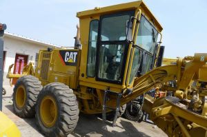 USA Made Used Caterpillar 140h Motor Grader (CAT 140H Grader) pictures & photos