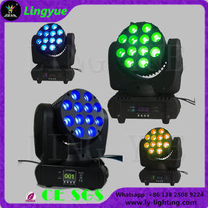 Professional Stage Sharpy Beam LED Moving Head 12X12W UV pictures & photos