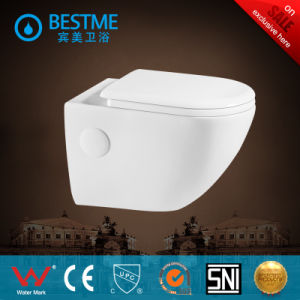 Wall Hung Washdown Toilet Closet for Sale (BC-1019D) pictures & photos