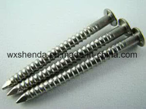 Quality Guarrantee High-Speed Thread Roller for Coil Nail pictures & photos