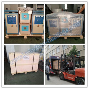 Three Phase 380V High Frequency Induction IGBT Welding Machine pictures & photos