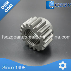 Precision Steel Material and Spur Shape Gear pictures & photos