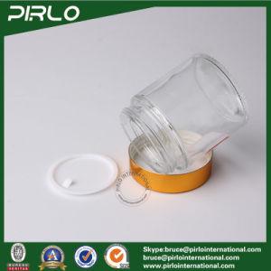 80ml 120ml Clear Glass Cream Jars Empty Facial Cream Cosmetic Jars Airtight Cream Jars pictures & photos