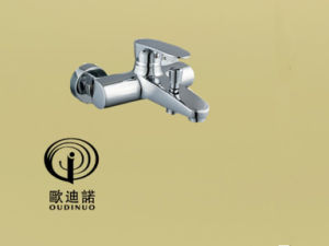 Oudinuo Single Handle Brass Bathtub Faucet 70023-1 pictures & photos