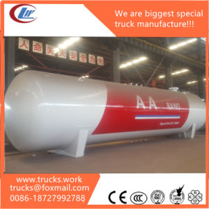 Where Find Manufacture Supplier 85mt 200m3 Bulk LPG Cylinder Tank pictures & photos