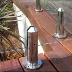Fameless Glass Railing Accessories for Swimming Pool pictures & photos