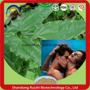 High Quality Horny Goat Weed P. E. / Epimedium Extract Icariincas No: 489-32-7 pictures & photos