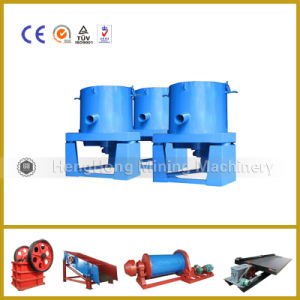 99% Alluvial Gold Mining Machinery Diamond Centrifugal Concentrator Machine pictures & photos