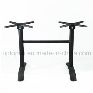 Commercial Foldable Aluminum Table Leg for Rectangle Table Top (SP-ATL262) pictures & photos