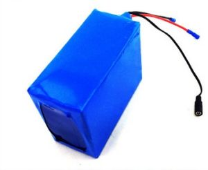 Li-ion Lithium Ion 24V 12ah Battery pictures & photos
