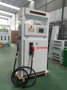 Zcheng Fuel Dispenser Pump Gas Station Pump New Star Series Fuel Pump 2 Nozzles LED Electric Pump Win Series pictures & photos